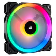 海盗船  LL120 RGB 单颗装 双灯环 炫彩灯光 12CM电脑风扇