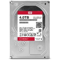 西部数据 红盘Pro 4TB 网络储存硬盘(NAS硬盘/SATA6Gb/s/128M缓存/4002FFWX)产品图片主图