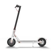 小米 【小米】电动滑板车 成人/学生 迷你 便携 折叠双轮休闲代步车 白色