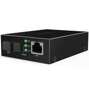 腾达 TFC100B 百兆单模单纤光纤收发器 光电转换器(单只装)