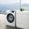 西门子  9公斤 变频滚筒洗衣机 全屏触摸显示器 加速洗 节能洗(白色)XQG90-WM12U4C00W产品图片3