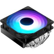 乔思伯 CR-701七彩流光版 CPU散热器 (多平台/5热管/下吹CPU散热器/12CM七彩风扇/PWM/附带硅脂)