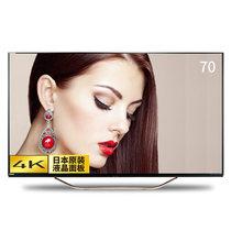 夏普 LCD-70TX8008A 超清4K智能无线网络平板液晶电视产品图片主图