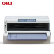 OKI 760F 营改增发票 开票据 税票 快递单连打 平推式针式打印机