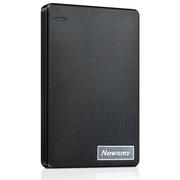 纽曼  清风 750G 移动硬盘 2.5英寸 USB3.0 文件数据存储备份 ABS工程材质 风雅黑
