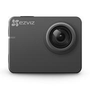 萤石 S2运动相机行车版 1080P高清 行车记录仪 wifi连接 150度大广角(灰色)