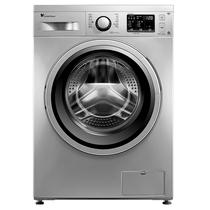 小天鹅 8公斤变频滚筒洗衣机(银色) wifi智能控制 LED显示屏 低噪音 TG80V60WDS产品图片主图