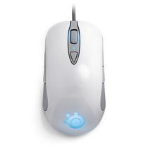 赛睿 Sensei RAW 光学版 绝地求生吃鸡利器 游戏鼠标 霜冻之蓝 有线鼠标产品图片主图