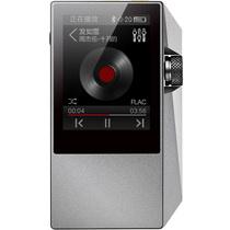 月光宝盒 M1 银色 HIFI播放器 DSD 触摸屏IPS 蓝牙4.0  可插卡 便携无损发烧级高音质 MP3 运动 车载产品图片主图