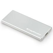 金胜 S8系列 480G TYPE-C USB3.0固态移动硬盘 银色 (KS8480S)