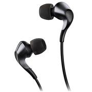 魅族 Flow Bass 三单元耳机 动铁混合入耳式有线耳机 三键线控耳麦 流线造型 极光灰