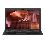 VAIO S13 13.3英寸轻薄笔记本电脑 深夜黑(i7-8550U 16G PCIe 1TB SSD FHD Win10 pro 背光键盘)