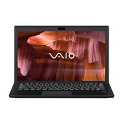 VAIO S11 11.6英寸轻薄笔记本电脑 深夜黑(i7-8550U 16G PCIe 512G SSD FHD Win10 背光键盘)
