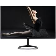 宏碁 ED246Y 23.8英寸窄边框超薄机身 PLS三星屏广视角 全高清显示器 显示屏(HDMI)