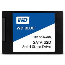 西部数据  Blue系列-3D版 1TB SSD固态硬盘(S100T2B0A)产品图片主图
