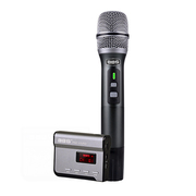 BBS M1手持无线话筒 家庭电视ktv 唱吧 全民K歌 卡拉OK舞台话筒