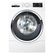 博世  10公斤 洗烘一体变频滚筒洗衣机 全触摸 静音除菌 (白色)XQG100-WDU285600W