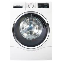 博世  10公斤 洗烘一体变频滚筒洗衣机 全触摸 静音除菌 (白色)XQG100-WDU285600W产品图片主图