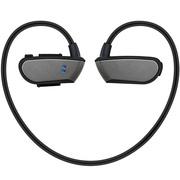 月光宝盒 Y10 黑色8G mp3播放器无损 蓝牙耳机 头戴入耳式 游泳IPX8级防水 学生跑步运动mp3