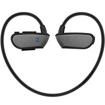 月光宝盒 Y10 黑色8G mp3播放器无损 蓝牙耳机 头戴入耳式 游泳IPX8级防水 学生跑步运动mp3产品图片主图