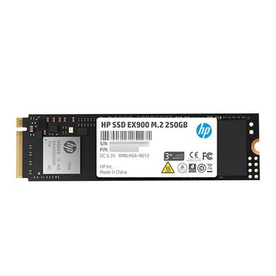 惠普 EX900系列 250G M.2 NVMe 固态硬盘产品图片1