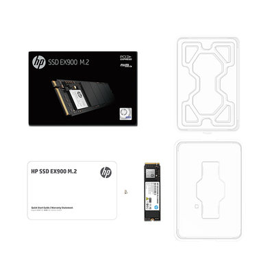 惠普 EX900系列 120G M.2 NVMe 固态硬盘产品图片5