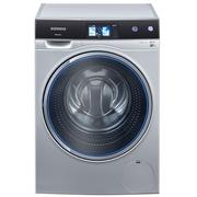 西门子  10公斤 变频滚筒洗衣机 家居互联 iSensoric智感清新(银色)XQG100-WM14U9680W