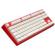 iNSIST Designer 87侧刻 机械游戏键盘 Cherry樱桃 茶轴 西瓜红 绝地求生吃鸡键盘