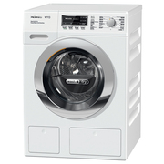 美诺 德国进口8公斤洗烘一体滚筒洗衣机 双泵强效洗涤 洗涤液自动配给 WTZH130 C WPM
