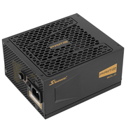 海韵  PRIME ULTRA 旗舰金 1000W (80PLUS金牌/十二年质保/全模组/静音/支持风扇停转模式