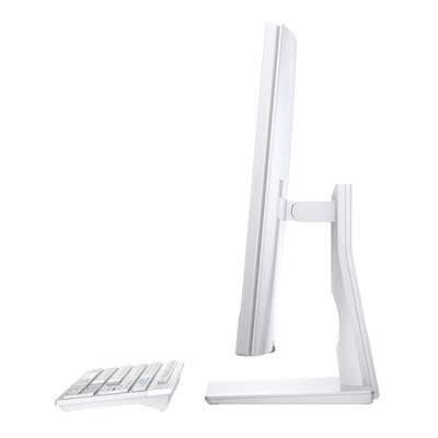 戴尔 灵越AIO 23.8英寸IPS窄边框一体机台式电脑(A6-9225 4G 1T 三年上门 无线键鼠 白)产品图片4