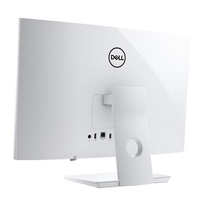 戴尔 灵越AIO 23.8英寸IPS窄边框一体机台式电脑(A6-9225 4G 1T 三年上门 无线键鼠 白)产品图片5
