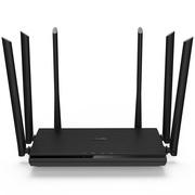 腾达 AC1206 1200M 六天线双千兆无线路由器 5G双频智能全千兆有线端口 WiFi信号放大