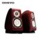 安桥 D-TK10 发烧hifi专业音响 全手工吉他木音箱 书架式扬声器 进口2.0声道产品图片3