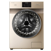 比佛利 10公斤变频洗烘一体滚筒洗衣机 尊贵荣耀之选 BVL1D100EG6