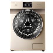 比佛利 8公斤变频滚筒洗衣机 洗衣液精准自动投放 BVL1G80EG6