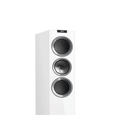 KEF R700 白色 高保真音响 Hi-Fi扬声器 高配家庭影院扬声器 发烧同轴音箱 落地主箱 一对产品图片3