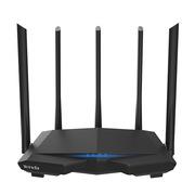 腾达 AC7 1200M穿墙增强 无线路由器 5G双频 家用智能路由(光纤宽带大户型 五天线新品)