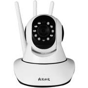沃仕达 WSD-Q8 无线摄像头家用智能夜视网络wifi 手机远程监控器1080P