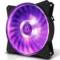 酷冷 MasterFan MF120L RGB机箱风扇(均衡型风扇/旋翼扇叶/12cm/同步4大板商RGB灯效)产品图片1