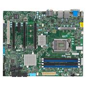 超微 X11SAT-F 服务器主板 C236芯片组 单路CPU H4 LGA1151
