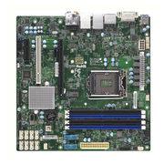 超微 X11SAE-M 服务器主板 C236芯片组 单路CPU H4 LGA1151