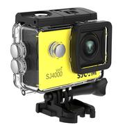 SJCAM SJ4000 WIFI (黄色) 运动相机 1080P高清户外骑行航拍防水DV山狗摄像机