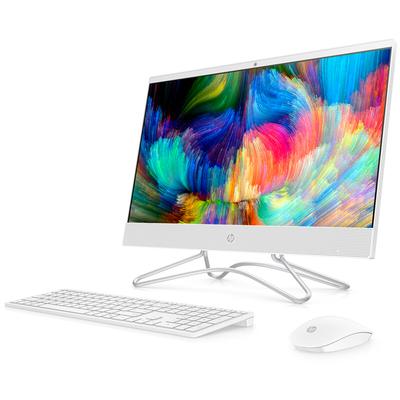 惠普 小欧22-c012 21.5英寸商用办公一体机电脑(J4005 4G 1T 2G独显 FHD)产品图片4