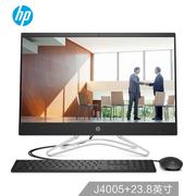 惠普 小欧 24-f010 23.8英寸商用办公一体机电脑(J4005 4G 1T 无线网卡 FHD)
