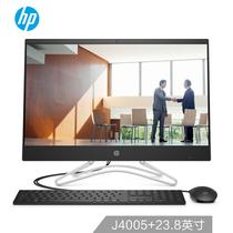 惠普 小欧 24-f010 23.8英寸商用办公一体机电脑(J4005 4G 1T 无线网卡 FHD)产品图片主图