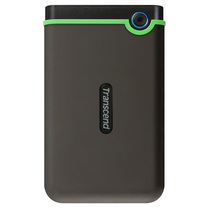 创见 StoreJet 25M3S 抗震防护高速移动硬盘 USB3.1 Gen1 1TB产品图片主图