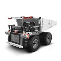 小米 米兔积木矿山卡车 方向盘控制系统 翻斗升降系统产品图片主图