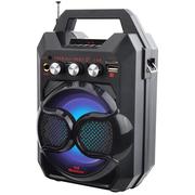 纽曼  K88 大功率户外广场舞音响 便携式手提蓝牙音箱低音炮 插卡迷你扩音器 黑色