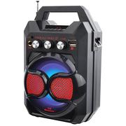 纽曼  K88 大功率户外广场舞音响 便携式手提蓝牙音箱低音炮 插卡迷你扩音器 红色